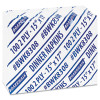 "Boardwalk Dinner Napkin, 15"" x 17"", White, 3000/Carton (BWK 8308)"