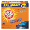 Arm & Hammer Laundry Detergent Powder, Clean Burst, 11.9lb, Box, 3/Carton (CDC 33200-06521)