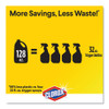 Clorox Urine Remover for Stains and Odors  128 oz Refill Bottle  4 Carton (CLO31351CT)
