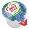Coffee mate Liquid Coffee Creamer  Sugar-Free French Vanilla  0 38 oz Mini Cups  50 Box (NES91757)