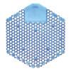 Fresh Products Wave 3D Urinal Deodorizer Screen  Blue  Cotton Blossom  10 Screens Box (FRS3WDS60CBLBX)