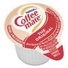 Coffee mate Liquid Coffee Creamer  Original  0 38 oz Mini Cups  360 Carton (NES35010)