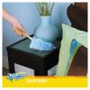 Swiffer Refill Dusters  Dust Lock Fiber  Light Blue  Unscented  10 Box  4 Box Carton (PGC21459CT)