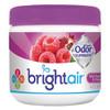 BRIGHT Air Super Odor Eliminator  Wild Raspberry   Pomegranate  14 oz Jar (BRI900286EA)