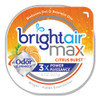 BRIGHT Air Max Odor Eliminator Air Freshener  Citrus Burst  8 oz  6 Carton (BRI900436)