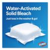 Clorox Control Bleach Packs  Regular  12 Tabs Pack  6 Packs Carton (CLO31371)