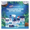 Clorox Scentiva Manual Toilet Bowl Cleaner  Pacific Breeze   Coconut  24oz Bottle  6 CT (CLO31788)