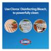 Clorox Regular Bleach with CloroMax Technology  81 oz Bottle  6 Carton (CLO32263)
