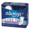 Always Maxi Pads  Extra Heavy Overnight  20 Pack (PGC17902PK)