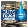 Dawn Professional Manual Pot Pan Dish Detergent  Original Scent  Five Gallon Cube (PGC70681)
