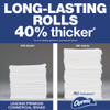 Charmin Commercial Bathroom Tissue  Septic Safe  2-Ply  White  450 Sheets Roll  75 Carton (PGC71693)