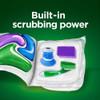 Cascade ActionPacs  Fresh Scent  11 7 oz Bag  21 Pack  5 Packs Carton (PGC80720)
