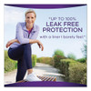 Always Discreet Incontinence Liners  Very Light  Long  44 Pack (PGC92724PK)