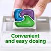 Cascade ActionPacs  Fresh Scent  34 5 oz  62 Bag  3 Bags Carton (PGC97726)