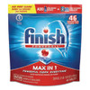 FINISH Powerball Max in 1 Dishwasher Tabs  Original Scent  46 Pack (RAC20605)