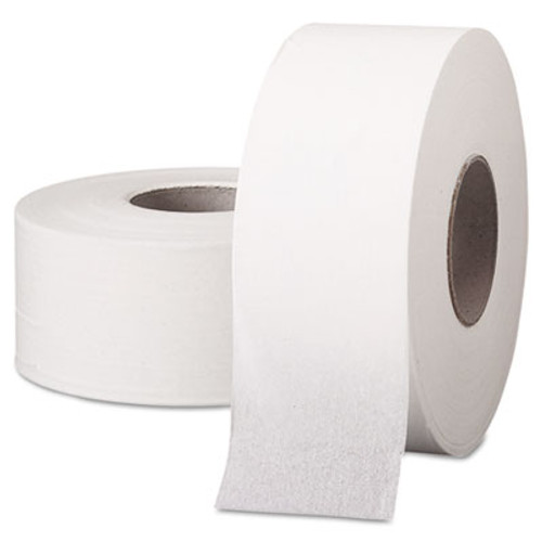 Scott Essential JRT Jumbo Roll Bathroom Tissue  Septic Safe  1-Ply  White  2000 ft  12 Rolls Carton (KCC 07223)