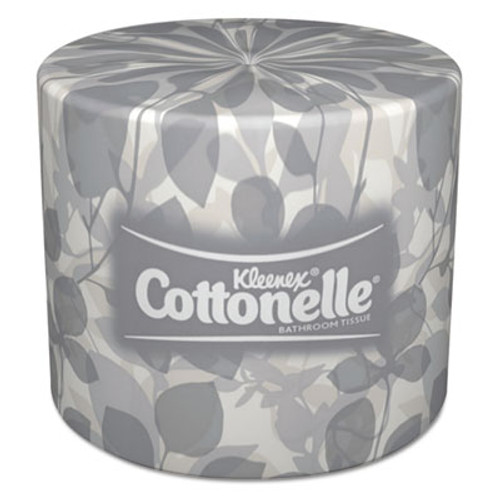 Cottonelle Two-Ply Bathroom Tissue Septic Safe  White  451 Sheets Roll  20 Rolls Carton (KCC 13135)