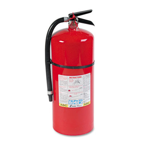 Kidde ProLine Pro 20 MP Fire Extinguisher  6-A 80-B C  195psi  21 6h x 7 dia  18lb (KDD 466206)