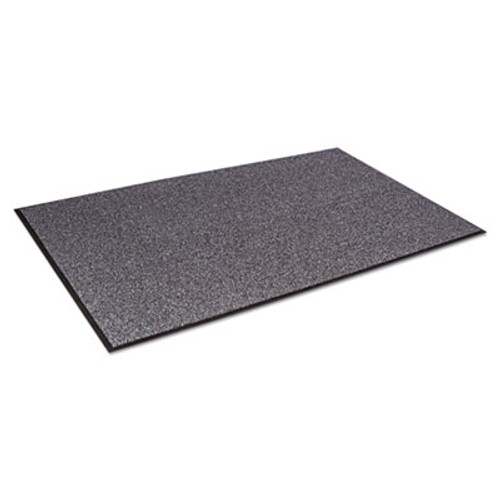 Crown Walk-A-Way Indoor Wiper Mat, Olefin, 36 x 60, Gray (CRO WA35 GRA)