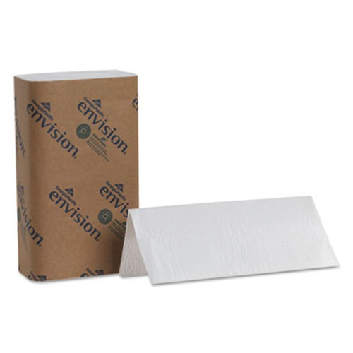 Georgia Pacific Professional Pacific Blue Basic S-Fold Paper Towels  10 1 4x9 1 4  White  250 Pack  16 PK CT (GPC 209-04)