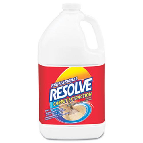 Professional RESOLVE Carpet Extraction Cleaner Concentrate  1gal Bottle (REC 97161)