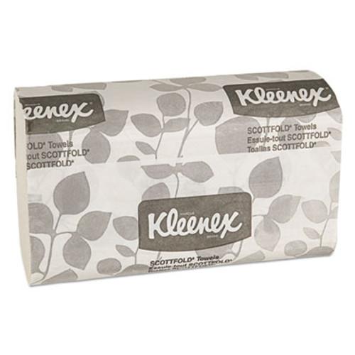 Kleenex Premiere Folded Towels  7 4 5 x 12 2 5  White  120 Pack  25 Packs Carton (KCC 13253)