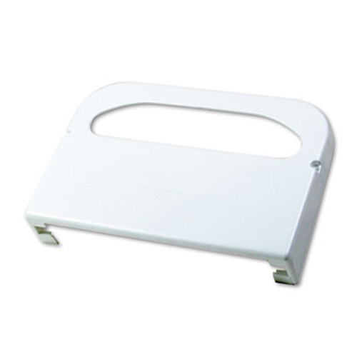 Boardwalk Wall-Mount Toilet Seat Cover Dispenser  Plastic  White  2 Box (BWK KD100)
