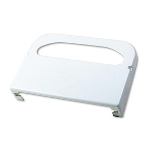 Boardwalk Wall-Mount Toilet Seat Cover Dispenser  Plastic  White  2 Box (BWK KD100)