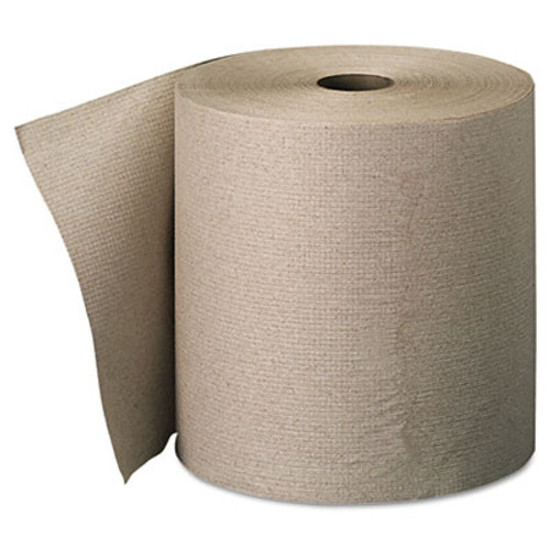 Georgia Pacific Professional Pacific Blue Basic Nonperforated Paper Towels  7 7 8 x 800 ft  Brown  6 Rolls CT (GPC 263-01)