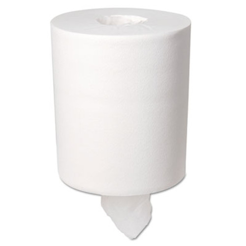 Georgia Pacific Professional SofPull Center-Pull Perforated Paper Towels 7 4 5x15  White 320 Roll 6 Rolls Ctn (GPC 281-24)