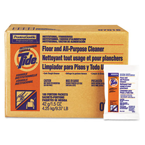 Tide Professional Floor and All-Purpose Cleaner  36lb Box (PGC 02364)
