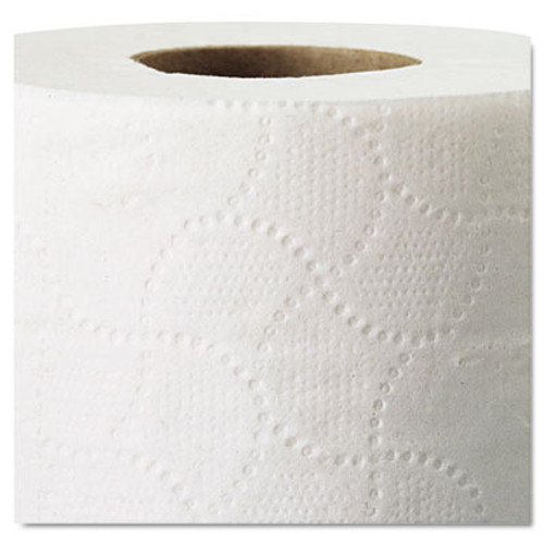 Scott Essential Standard Roll Bathroom Tissue  Septic Safe  2-Ply  White  550 Sheets Roll  80 Carton (KCC 04460)