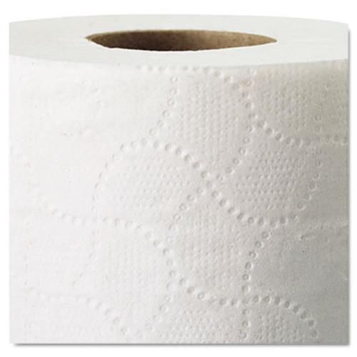 Scott Essential Standard Roll Bathroom Tissue  Septic Safe  2-Ply  White  550 Sheets Roll  80 Carton (KCC 04460)