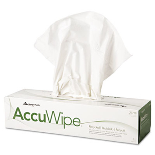 Georgia Pacific Professional Technical Cleaning Wipes  15 x 16 7 10  70 Box  20 Boxes Carton (GPC2977803)