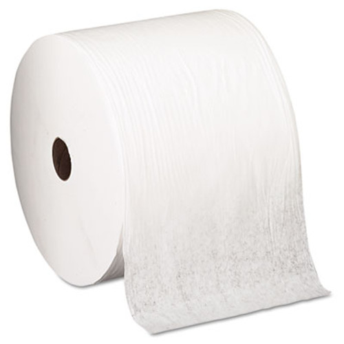 WypAll X60 Cloths  Jumbo Roll  White  12 1 2 x 13 2 5  1100 Towels Roll (KCC 34955)