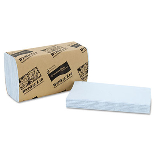WypAll L10 Windshield Wipers  Banded  2-Ply  9 3 x 10 25  240 Carton (KCC 05120)