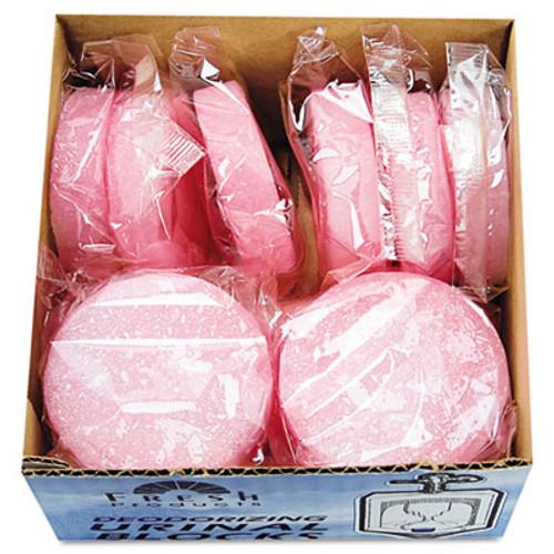 Fresh Products Urinal Deodorizer Blocks  12 3oz Blocks Box  Cherry Fragrance  12 Carton (FRS 12-3-CH)