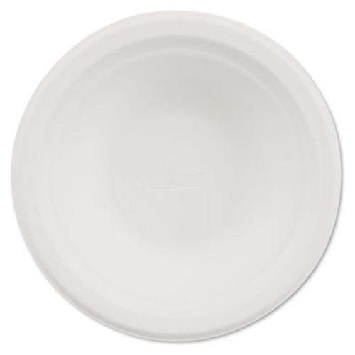 Chinet Classic Paper Bowl, 12oz, White, 1000/Carton (HUH VITAL)