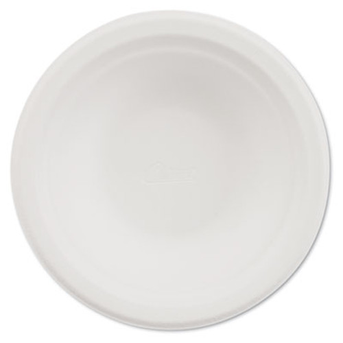 Chinet Classic Paper Bowl  12oz  White  1000 Carton (HUH VITAL)