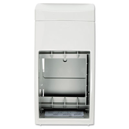 Bobrick Matrix Series Two-Roll Tissue Dispenser  6 1 4w x 6 7 8d x 13 1 2h  Gray (BOB 5288)