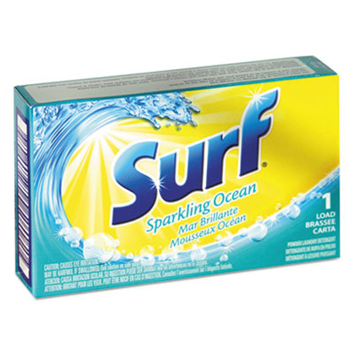 Surf HE Powder Detergent Packs  1 Load Vending Machines Packets  100 Carton (VEN 2979814)