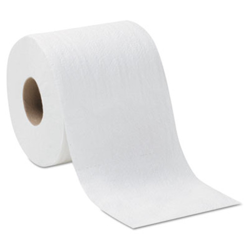 Georgia Pacific Professional Embossed 2-Ply Bathroom Tissue  Septic Safe  White  550 Sheet Roll  80 Rolls Carton (GPC1828001)
