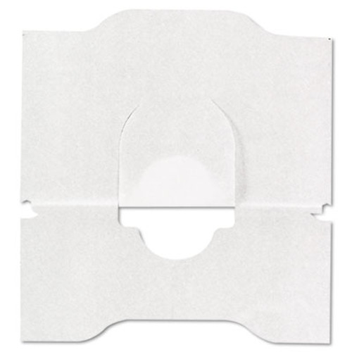 "Scott Personal Seats Sanitary Toilet Seat Covers, 15"" x 18"", 125/Pack (KCC 07410)"