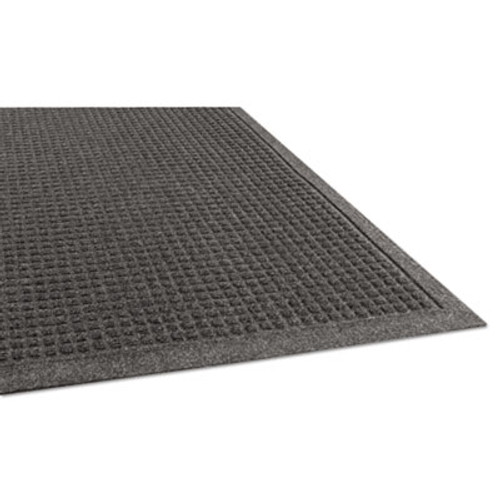 Guardian EcoGuard Indoor Outdoor Wiper Mat  Rubber  24 x 36  Charcoal (MLLEG020304)