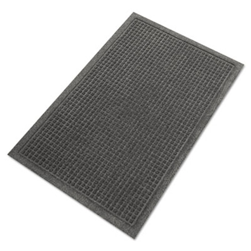 Guardian EcoGuard Indoor/Outdoor Wiper Mat, Rubber, 24 x 36, Charcoal (MLLEG020304)