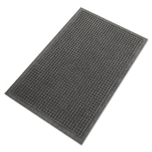 Guardian EcoGuard Indoor Outdoor Wiper Mat  Rubber  24 x 36  Charcoal (MLLEG020304)
