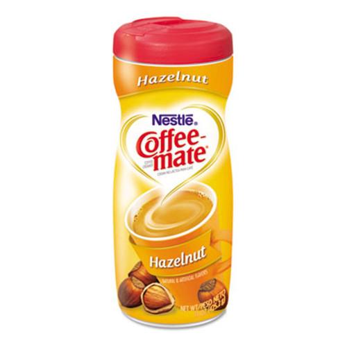Coffee mate Hazelnut Creamer Powder  15oz Plastic Bottle (NES12345)