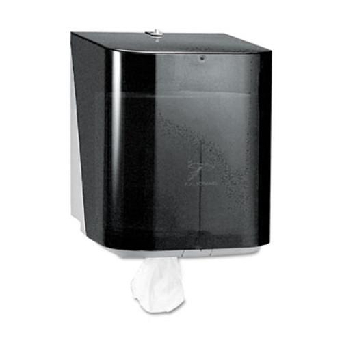 Kimberly-Clark Professional* In-Sight Sr  Center-Pull Dispenser  10 13 20w x 10d x 12 1 2h  Smoke Gray (KCC 09335)