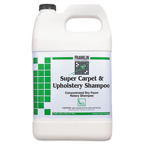Franklin Cleaning Technology Super Carpet   Upholstery Shampoo  1gal Bottle  4 Carton (FRK F538022)