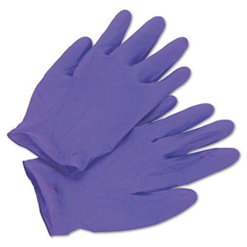 Kimberly-Clark Professional* PURPLE NITRILE Exam Gloves  242 mm Length  X-Large  Purple  90 Box (KCC 55084)
